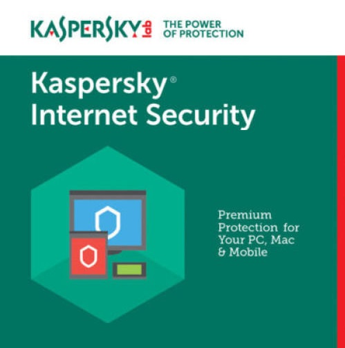 Kaspersky Internet Security | International |1 User 1 PC 1 Year