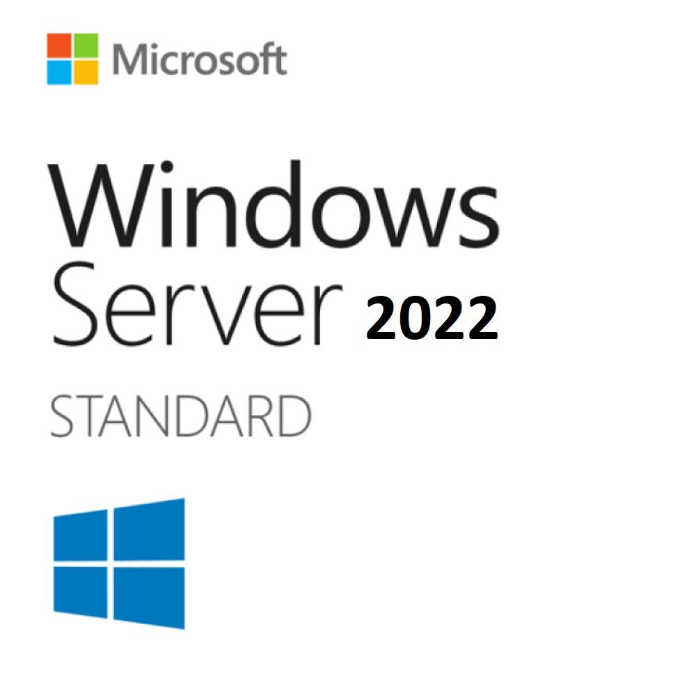 Windows Server 2022 Standard Edition   Download link and Activation Code   Lifetime License